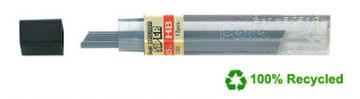 "36 PENTEL SUPER MECHANICAL PENCIL REFILL LEADS 0.5mm ""3 Tubes"" by Grade"